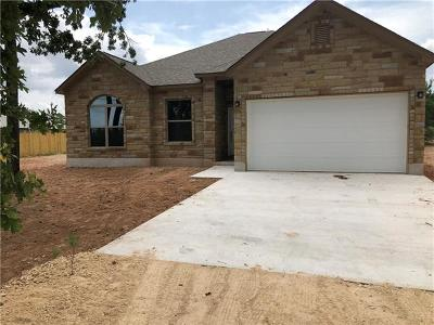 Paige Single Family Home For Sale: 145 Cardinal Loop