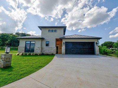 Horseshoe Bay Single Family Home For Sale: 116 Amethyst