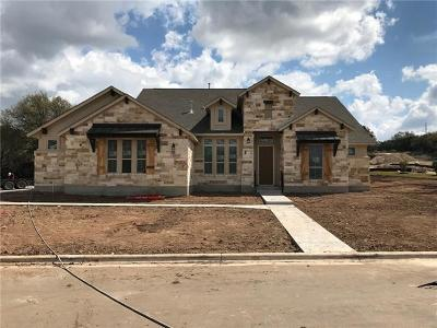 Liberty Hill Single Family Home Pending - Taking Backups: 505 Summit Park Ln