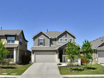 Liberty Hill Single Family Home For Sale: 314 Andele Way