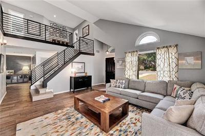 Austin Single Family Home For Sale: 8911 Coastal Dr