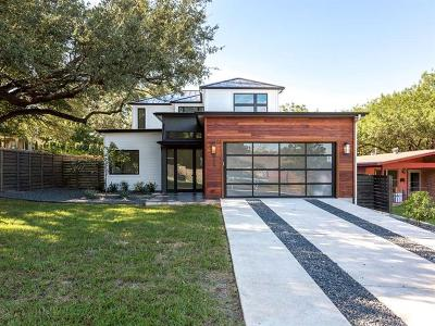 Austin Single Family Home Pending - Taking Backups: 805 Audrey Dr