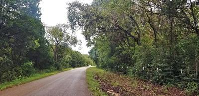 McDade Residential Lots & Land For Sale: Herron Trl