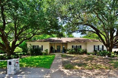Single Family Home For Sale: 10716 Pinehurst Dr