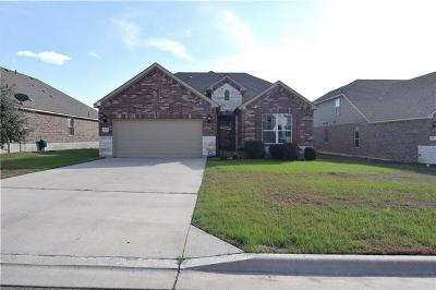 Harker Heights Single Family Home For Sale: 820 Olive Ln