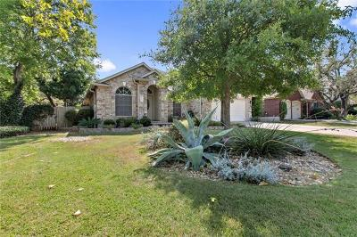 Hays County, Travis County, Williamson County Single Family Home Pending - Taking Backups: 4505 Muskdeer Dr