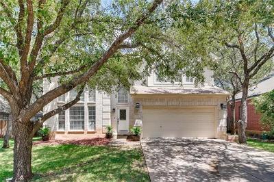 Cedar Park Single Family Home For Sale: 2409 Goldfinch Dr