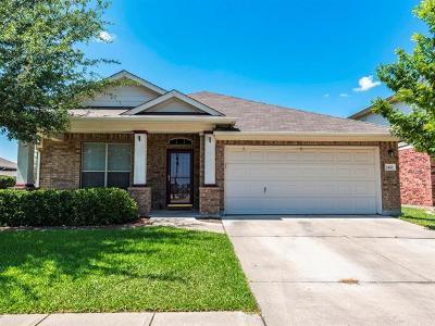 Buda Single Family Home Pending - Taking Backups: 1420 Stone Rim Loop