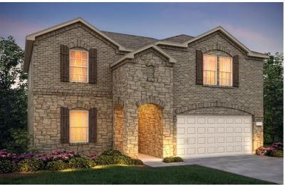 Austin Single Family Home For Sale: 11912 Reindeer Dr