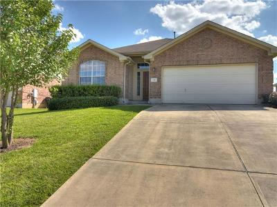 Hays County Single Family Home For Sale: 136 Carriage Way