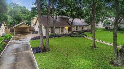 Travis County, Williamson County Single Family Home For Sale: 9005 Charnwood Ct