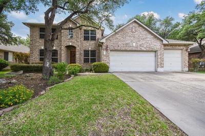 Austin Single Family Home For Sale: 9521 Graceland