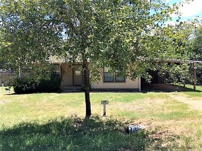 Smithville TX Single Family Home For Sale: $129,900