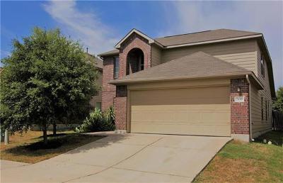 Hays County, Travis County, Williamson County Single Family Home For Sale: 7420 Cedar Edge Dr