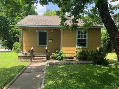 Single Family Home For Sale: 5400 Avenue F