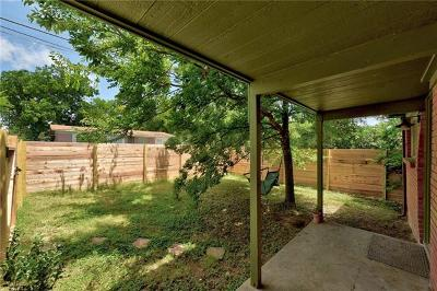 Austin Single Family Home For Sale: 1601 Berene Ave