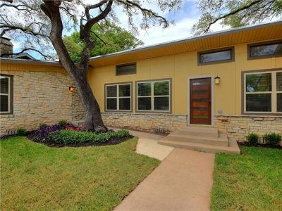 Austin Single Family Home For Sale: 11800 Tedford St