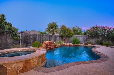 Leander Single Family Home For Sale: 1014 Terrace Dr