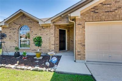 Kyle Single Family Home For Sale: 1201 Cherrywood
