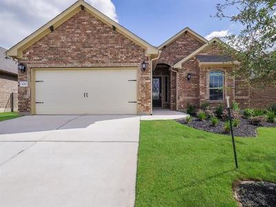 Round Rock Single Family Home For Sale: 5013 Fiore Cv