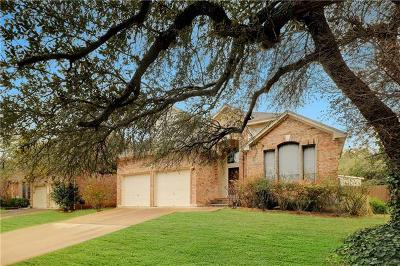 Austin Single Family Home For Sale: 11036 Rio Vista Dr