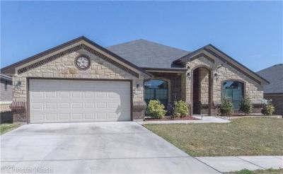 Killeen Single Family Home For Sale: 2603 Legacy Ln