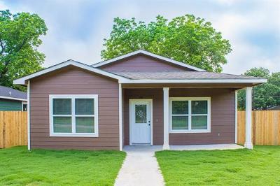 Smithville Single Family Home For Sale: 146 Fm 2571