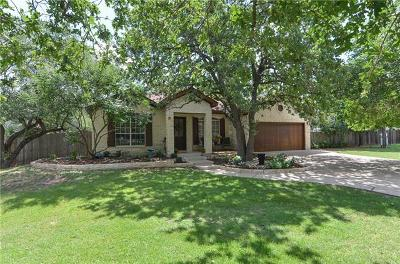Liberty Hill Single Family Home For Sale: 214 Carriage Oaks Dr