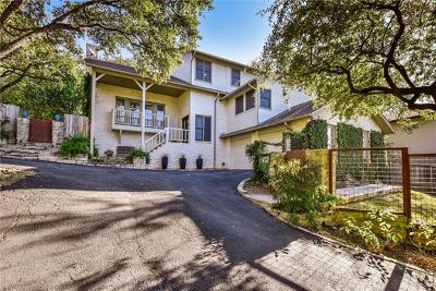 Austin Single Family Home Pending - Taking Backups