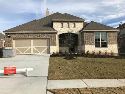 Pflugerville Single Family Home For Sale: 21309 Merveil Dr