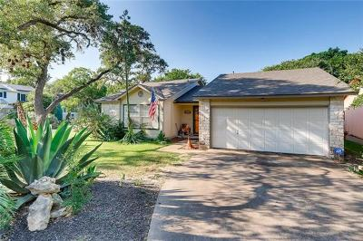 Hays County, Travis County, Williamson County Single Family Home For Sale: 3110 Dominic Dr