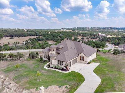 Dripping Springs Single Family Home For Sale: 9213 Stratus Dr