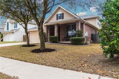 Travis County Single Family Home For Sale: 1620 Sunterro