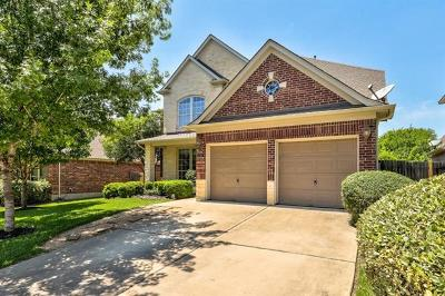 Hutto Single Family Home For Sale: 1204 Whitemoss Dr