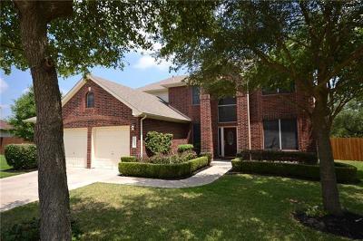 Cedar Park Single Family Home For Sale: 1101 Bit Ln