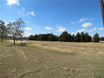 Bastrop County Residential Lots & Land For Sale: 1526 N. Avenue C