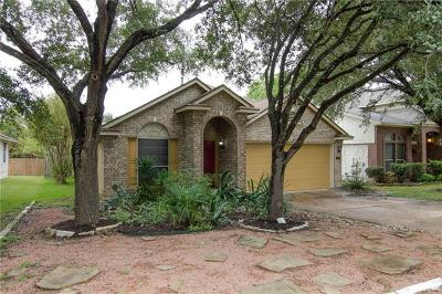 Austin Single Family Home Pending - Taking Backups: 1106 Strickland Dr