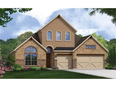 Leander Single Family Home For Sale: 2728 Steece Way