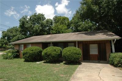 Austin Rental For Rent: 2712 Friar Tuck Ln
