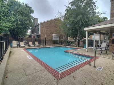 Austin Condo/Townhouse For Sale: 2018 W Rundberg Ln #17C