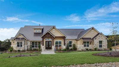 New Braunfels Single Family Home For Sale: 1543 Via Principale