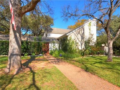 Hays County, Travis County, Williamson County Single Family Home Pending - Taking Backups: 3612 Ripple Creek Rd