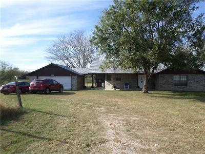 Lockhart Single Family Home Pending - Taking Backups: 9019 Fm 86