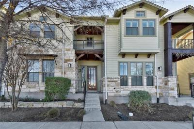 Austin Condo/Townhouse For Sale: 4633 Mattie St