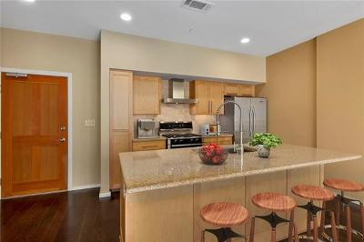 Austin Condo/Townhouse For Sale: 1600 Barton Springs Rd #6502