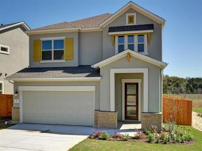 Austin Single Family Home For Sale: 5820 Harper Park Dr #46