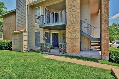Austin Condo/Townhouse For Sale: 10616 Mellow Meadows Dr #6A