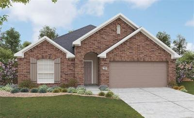 Pflugerville Single Family Home For Sale: 17308 Casanova Ave