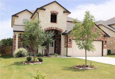 Belton Single Family Home For Sale: 5217 Cicero Dr