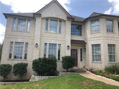 Austin Single Family Home For Sale: 2802 Lenwood Ct